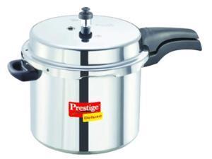 prestige deluxe aluminum pressure cooker, 7-1/2-liter