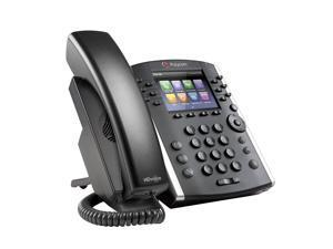 Polycom 2200-46162-025 VVX 410 12-line (PoE) Mid-Range Business Media Phone