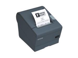 "Epson C31CA85834 TM-T88V Direct Thermal Receipt Printer PAR Plus USB EDG PWR Energy Star, Monochrome, 5.8"" Height x 5.7"" Width x 7.7"" Depth"