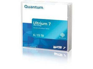 QUANTUM MR-L7MQN-01 6 TB LTO Ultrium x1 LTO-7 Storage Media - Purple