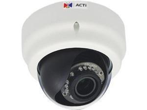 ACTi D64A 1 Megapixel Network Camera - Color, Monochrome