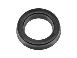 Hydraulic Seal, Piston Shaft USH Oil Sealing O-Ring, 16mm x 23.5mm x 5mm
