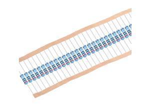 30pcs Metal Film Resistors 20 Ohm 2W 1%Tolerances 5 Color Bands