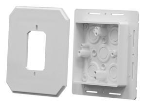 Arlington Industries - 8081F - Siding Box Kit - Fixtures And Receptacles