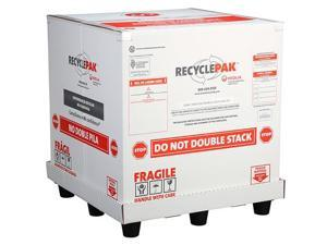 Veolia - Cubic Yard 450 Pounds of Electronic Equipment Bulk Recycling With Prepaid Return Shipping Label - SUPPLY 260