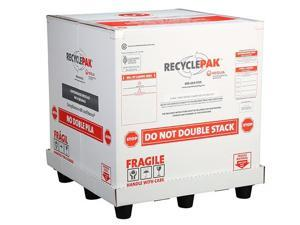 Veolia - Cubic Yard 2700 CFLs or 525 lbs of Mixed Lamps Bulk Recycling With Prepaid Return Shipping Label - SUPPLY 261