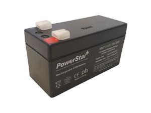 PowerStar AGM1213-635 12V 1.3Ah Replacement Battery for Enpower at Power Supply
