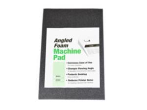 Monroe Systems for Business MW02 Angled Foam Machine Pad for Heavy-Duty Calculators