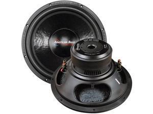 15 in. 2000 watt Max 2 Ohm DVC Woofer