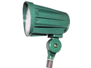 Morris Products 71688 LED Designer Bullet Flood 28W, 5000K - Green