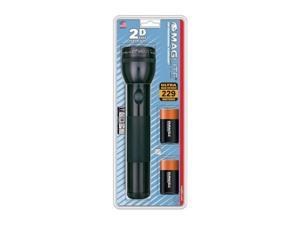 Mag-Lite S2DDX6 Black Xenon Flashlight