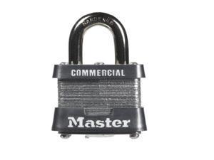 Masterlock 3KA#3484 Series 3484 Padlock - pack of 6