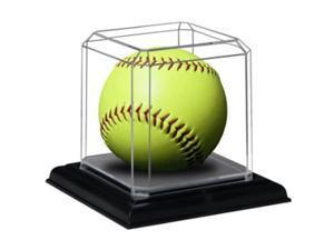 Softball unsigned Display Case