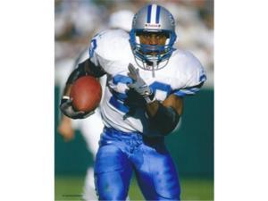 Athlon CTBL-005598a Barry Sanders Unautographed Detroit Lions 8 x 10 Photo