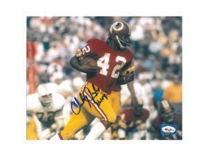 Charley Taylor signed Washington Redskins 8X10 Photo HOF 84