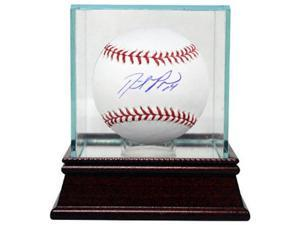 Athlon CTBL-G12024 David Price Signed Official Major League Baseball - Rays 2012 Cy Young with Glass Case - Steiner Hologram - Red Sox - Toronto Blue Ja