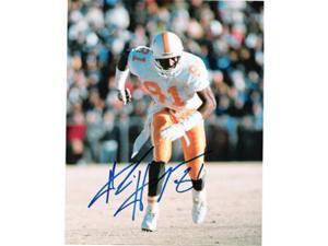 Athlon CTBL-001730b Alvin Harper Signed Tennessee Vols 8 x 10 Photo