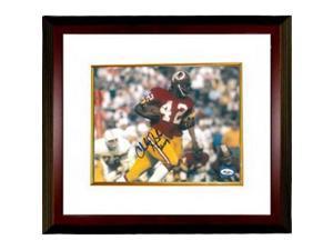 Charley Taylor signed Washington Redskins 8X10 Photo HOF 84 Custom Framed
