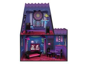 Maxim Enterprise 38753 Spider Web Villa Dolls House with furniture