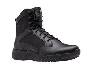 Under Armour 126895100112 Stellar Mens Tactical Boot, Black - 12