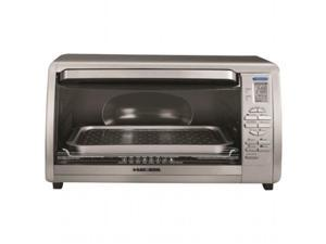 Applica CTO6335S Stainless Steel countertop Convection Oven – Silver