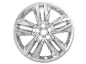 Coast2Coast CCI-IMP385X 18 in. Impostor Wheel Cover, White Skins