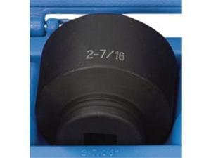 """Grey Pneumatic 3042M 3//4/"""" Drive x 42mm Standard Socket"""