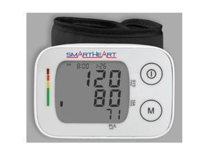 Veridian Healthcare 01-541 SmartHeart Automatic Digital Blood Pressure Wrist Monitor
