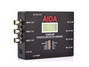 Aida Imaging 3G-SDI/HD-SDI Tri-Level Genlock Sync Generator