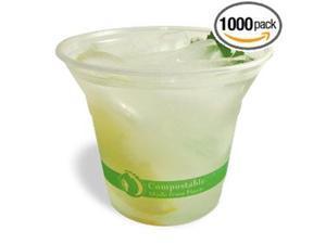 Asean Corporation PLA-9 9oz PLA Clear Cup - 1000 pcs