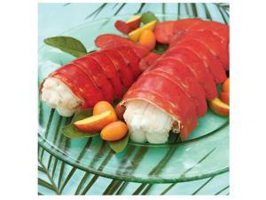 Lobster Gram M24T4 Four 20-24 Oz Giant Canadian Lobster Tails