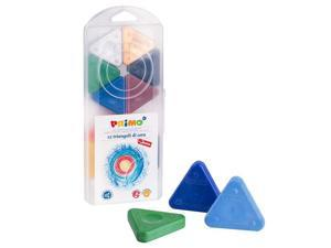 Primo Triangle Crayons 12Ct