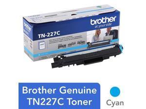 Brother TN227C High Yield Toner Cartridge - Cyan