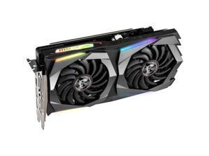 MSI Video G1660TGX6 GeForce GTX 1660 Ti Gaming X Graphics Card