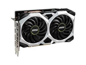 MSI Video G1660TVXS6C GeForce GTX 1660 Ti Ventus XS OC Graphics Card