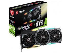MSI G208S-GXT VCX GeForce RTX 2080 Super Gaming X TRIO 8G GDDR6 256B HDMI 3xDP Graphics Card