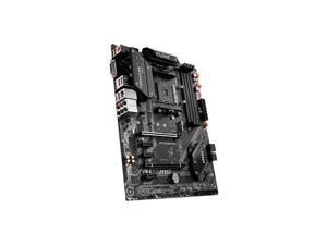 MSI B450TOMAMAX B450 TOMAHAWK MAX AMD AM4 B450 64 GB DDR4 DVI & HDMI ATX Motherboard