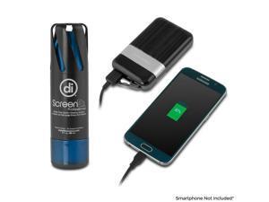 Powerocks Thunder 9000mAh Power Bank Portable Battery Charger Micro USB Black