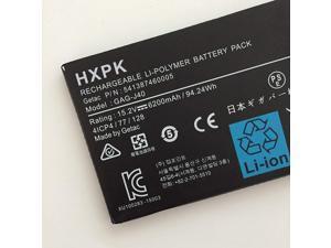 HXPK GAG-J40 Laptop Battery for Gigabyte Aero 14 V7 K7 14-P64WV6 14-W-CF2 15 15X V8 15W 15-x9 Aorus X5 V6 V7 V8 X7 Dt V6 V7 V8 X9 Dt Series 541387460002 541387460003 541387460005 4ICP4/77/128
