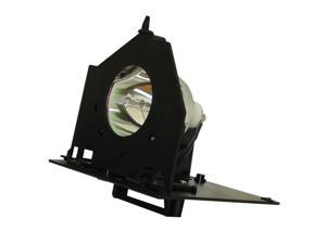 Original Philips TV Lamp Replacement with Housing for RCA HD61LPW175YX1
