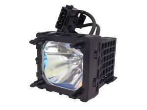 Original Philips TV Lamp Replacement with Housing for Sony KDS-60A2000