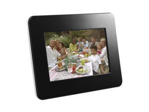 samsung spf71e 7inch digital photo frame black
