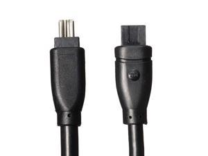 1.8M High Speed Firewire 800 IEEE1394 B 9Pin to 4 Pin DV Data Network Cable for Mac PC TV DVD