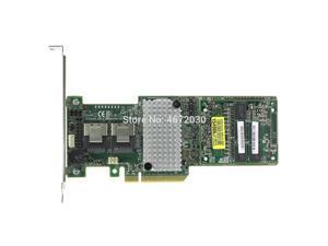 LSIMegaRAID SAS LSI 9260-8i LSI00198 8 Port 512MB Cache SFF8087 6Gb RAID0.1.5.6 PCI-E 2.0 X8 Controller Card