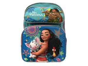 Backpack - Moana - 16 Inch Large - 3D