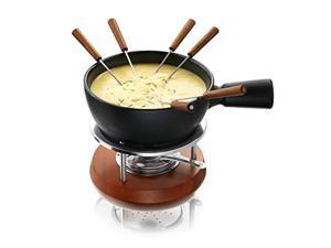 boska holland taste collection nero fondue set