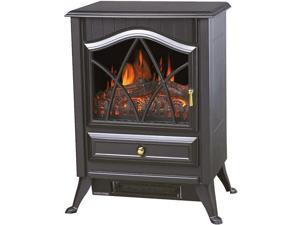 Comfort Glow ES4215 Ashton Electric Stove, Black