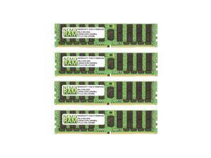1TB Kit 4x256GB DDR4-2666 PC4-21300 ECC Load Reduced 8Rx4 Memory for Servers/Workstations by NEMIX RAM