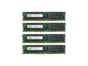 1TB Kit 4x256GB DDR4-2666 PC4-21300 ECC Registered 8Rx4 Memory for Servers/Workstations by NEMIX RAM