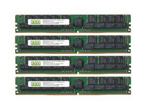 1TB Kit 4x256GB DDR4-3200 PC4-25600 ECC Registered 8Rx4 Memory for Servers/Workstations by NEMIX RAM